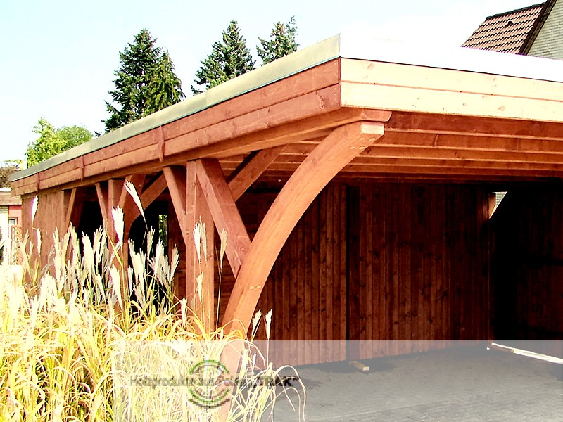 carport aus holz projekte11 003 carports aus polen. Black Bedroom Furniture Sets. Home Design Ideas